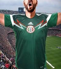 ROP025. Jersey de la Selección Mexicana. 7eb766b40bc59